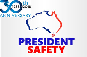 PRESIDENT SAFETY LOGO