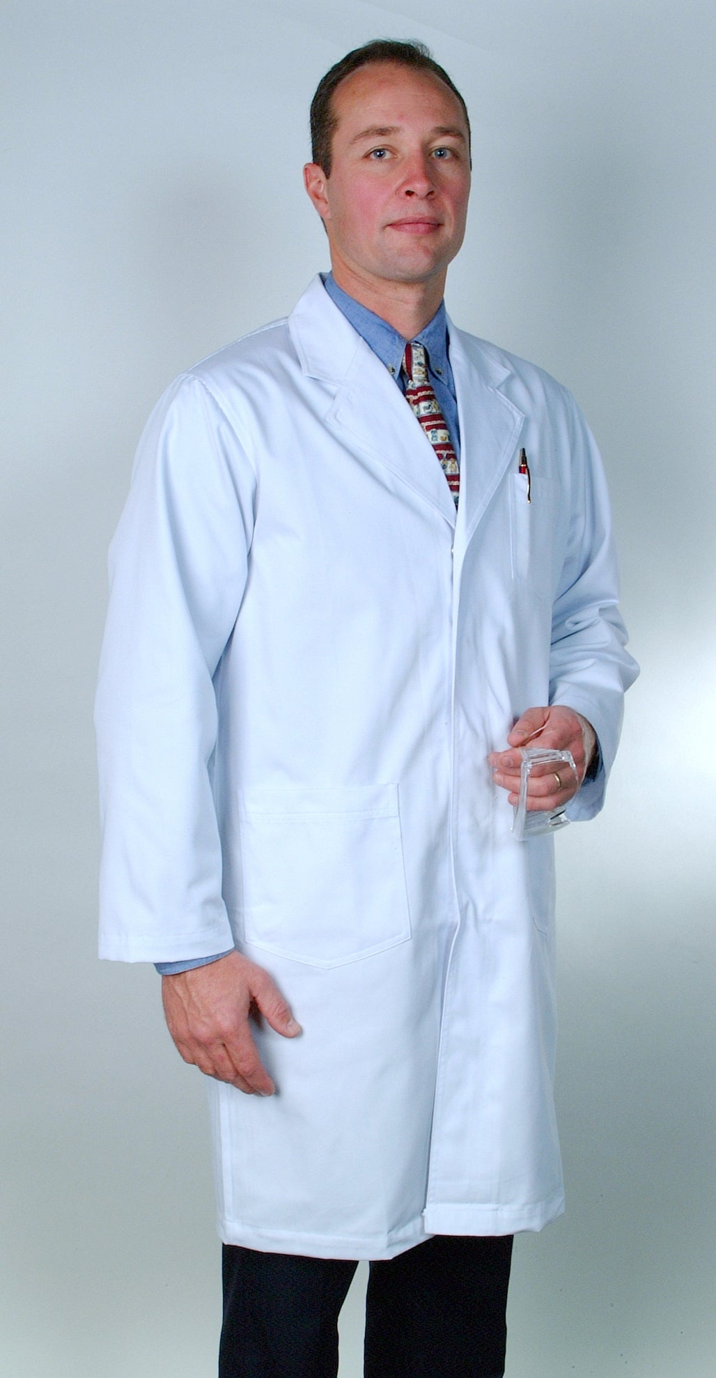 Lab Coats White or Navy Blue