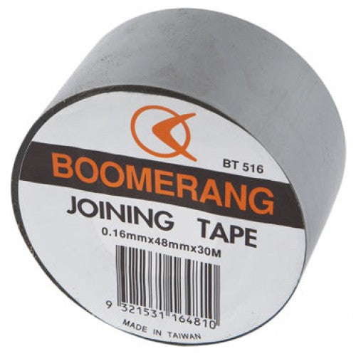 Boomerang Duct Tape 160Um Silver