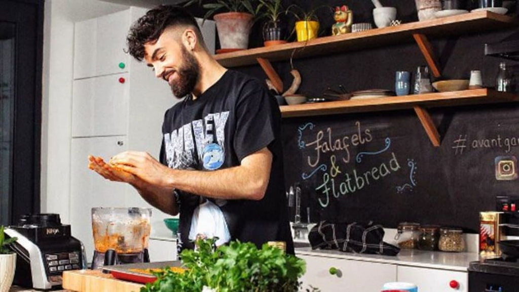 Vegan Chef Gaz Oakley's Tips For Cooking Delicious Vegan Food
