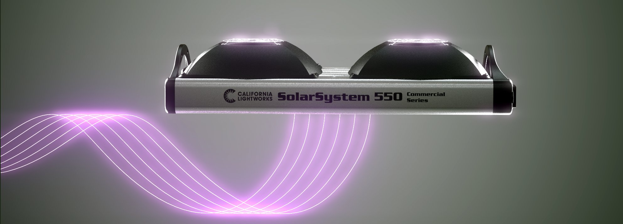 SolarSystem® Commercial LED Grow Lights Series