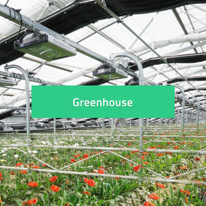 California Lightworks Greenhouse LED Grow Lights