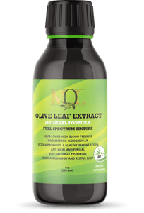Olive Leaf Extract Original Formula 16oz - My Olive Leaf