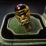 Renaissance Revival Ring 14K Gold
