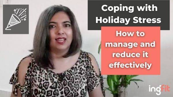 How to Effectively Deal With Holiday Stress with Dr Faryal Luhar