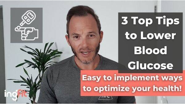 3 Top Tips For Lowering Blood Glucose With Matt