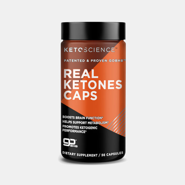 KETO SCIENCE™ - Real Ketones Caps