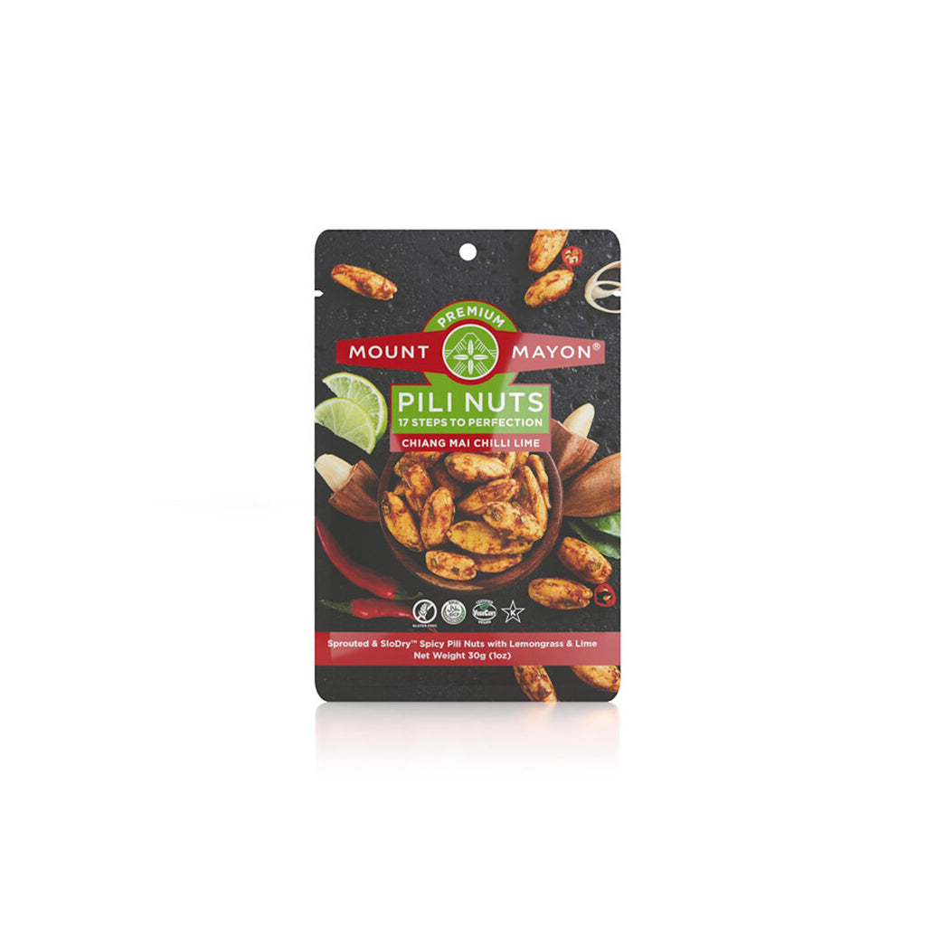 Chiang Mai Chilli Lime Premium Pili Nuts