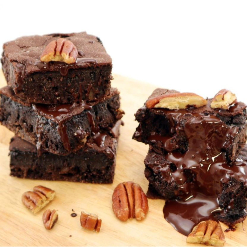 Munchbox Keto Brownies | Double Choco Pecan (180G)