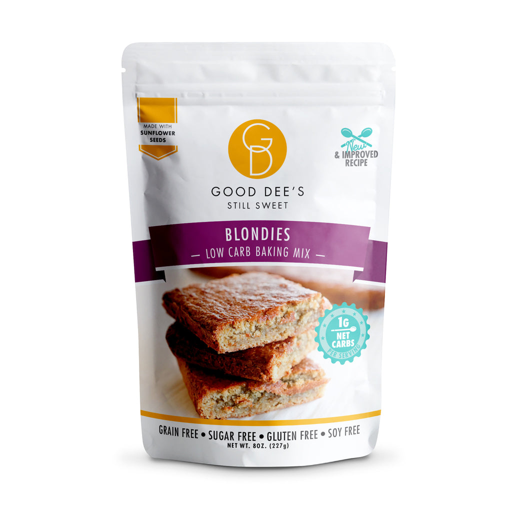 Good Dee's Keto Blondies Mix, 227g