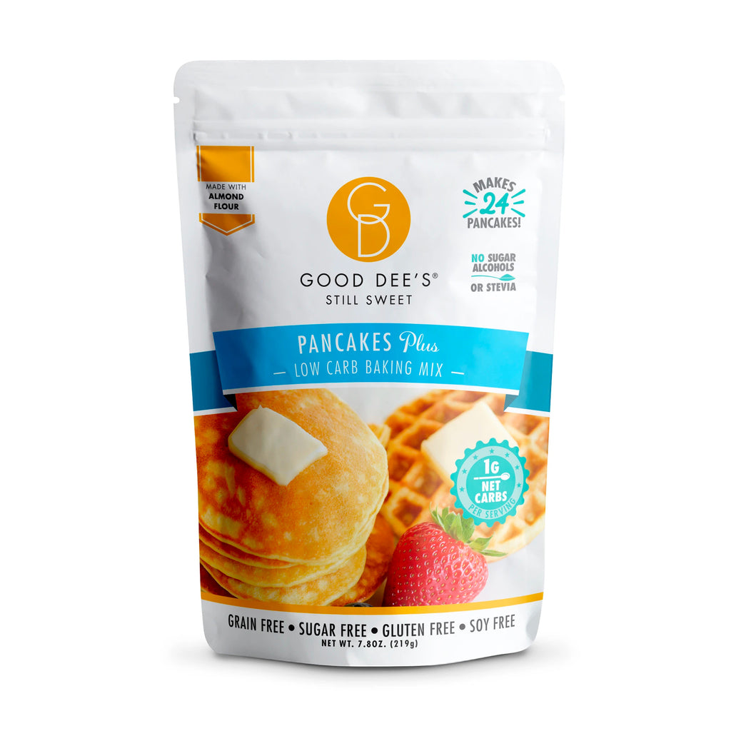 Good Dee's Keto Pancake Plus Mix, 219g
