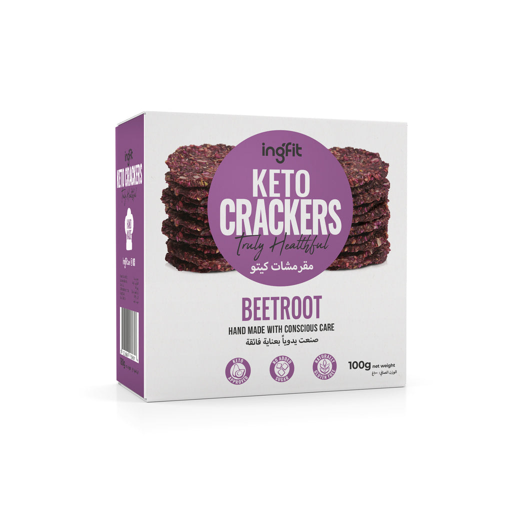 ingfit Keto Crackers