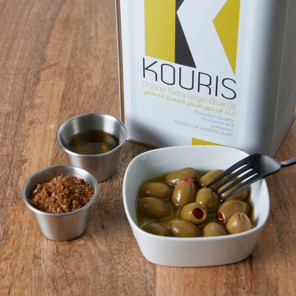 Kouris Organic Extra Virgin Olive Oil (5L)