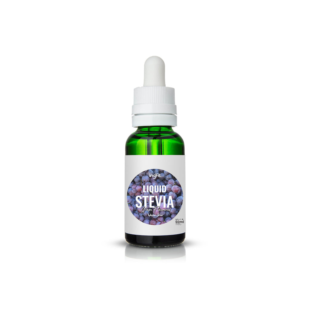 Grape Flavoured Liquid Stevia | Sugar Free Keto Sweetener