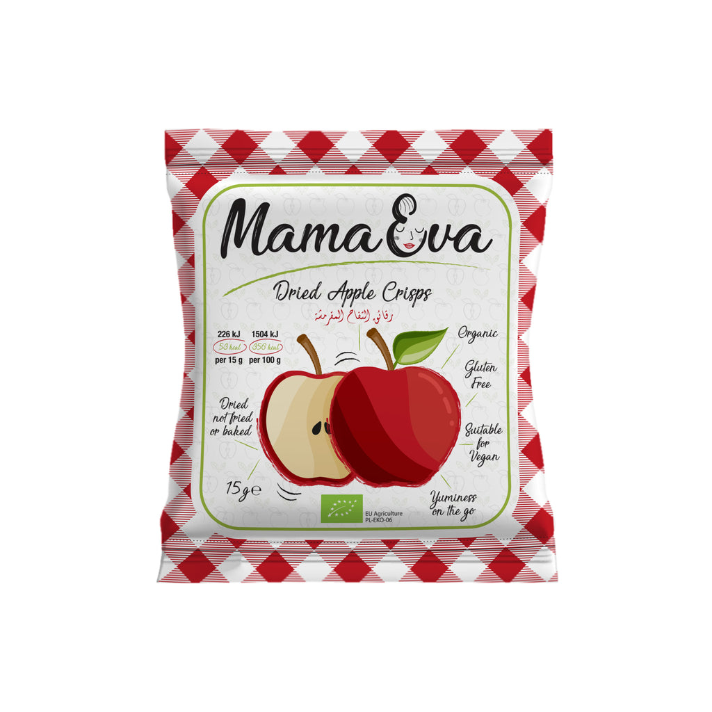 Mama Eva Dried Apple Crisps