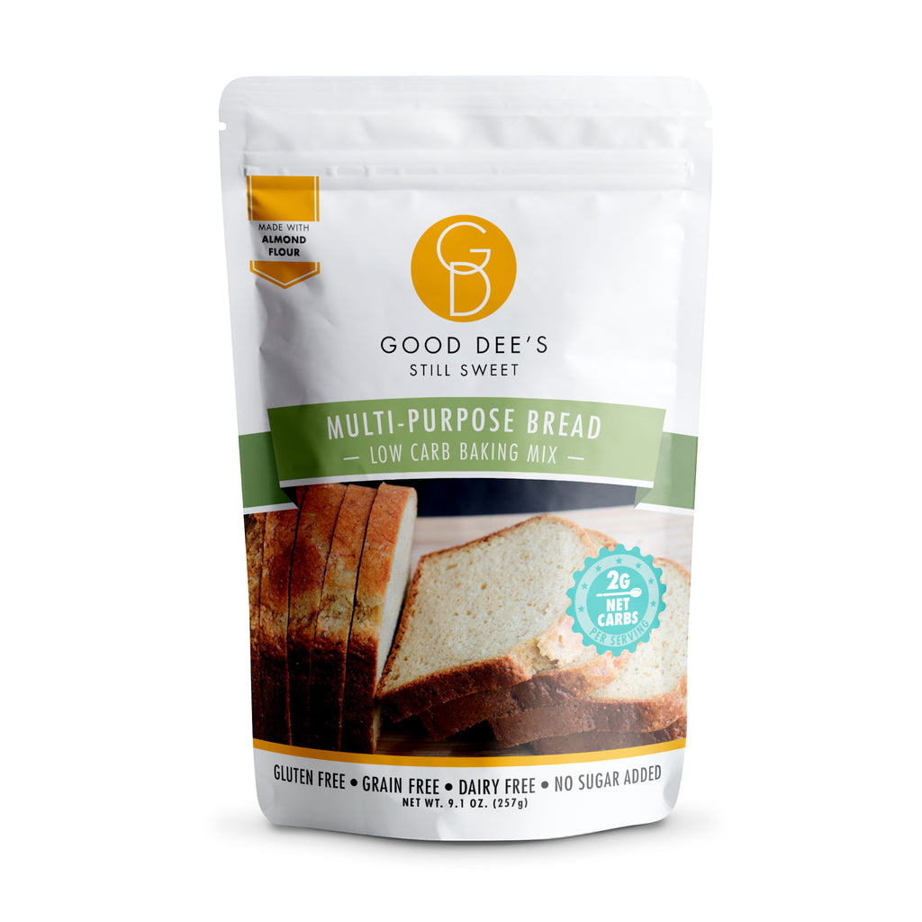 Good Dee's Keto Multi-Purpose Bread Mix, 257g