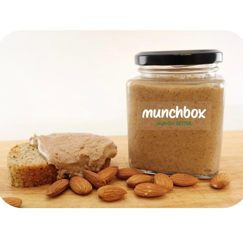 Munchbox Nut Butter | Almond (250G)