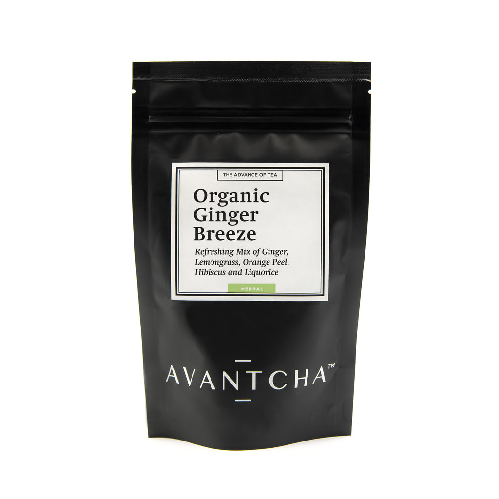 Organic Ginger Breeze