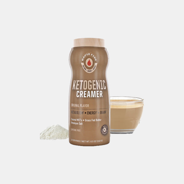 Rapid Fire Ketogenic Creamer