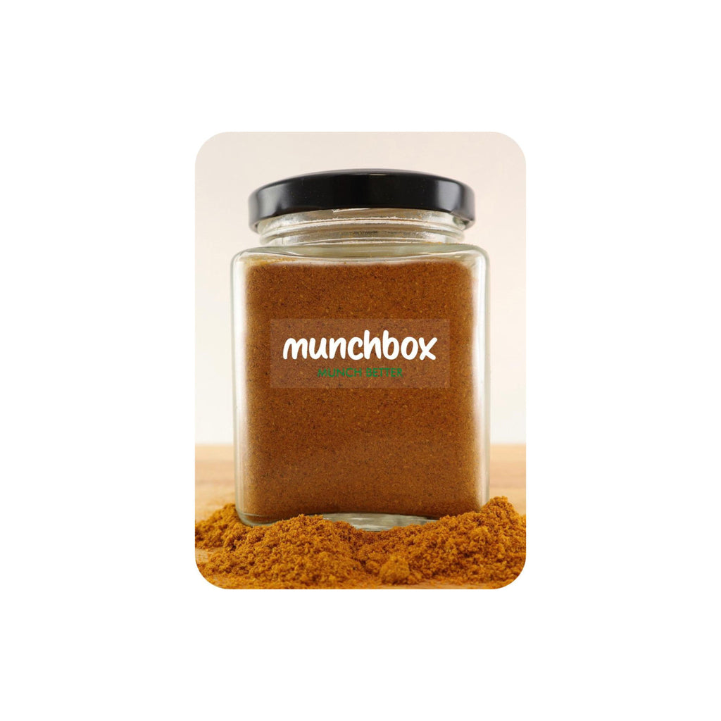 Munchbox Spiced Blends | Curry (80G)