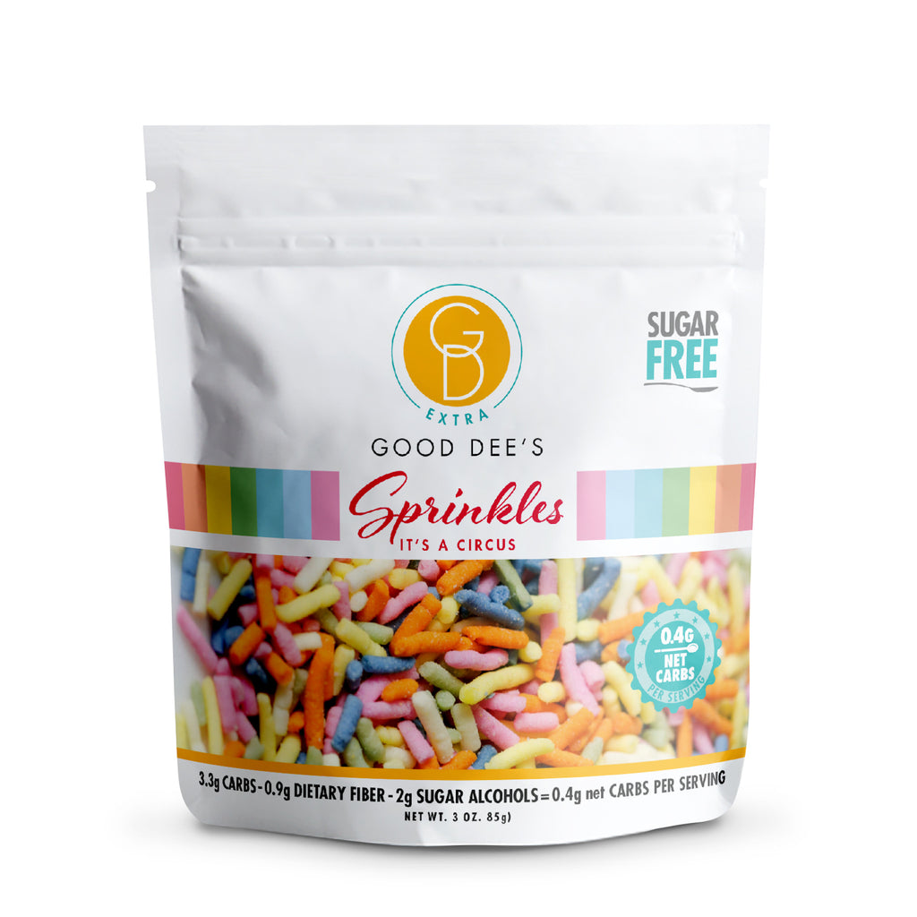 Good Dee's Keto Food Sprinkles, 85g