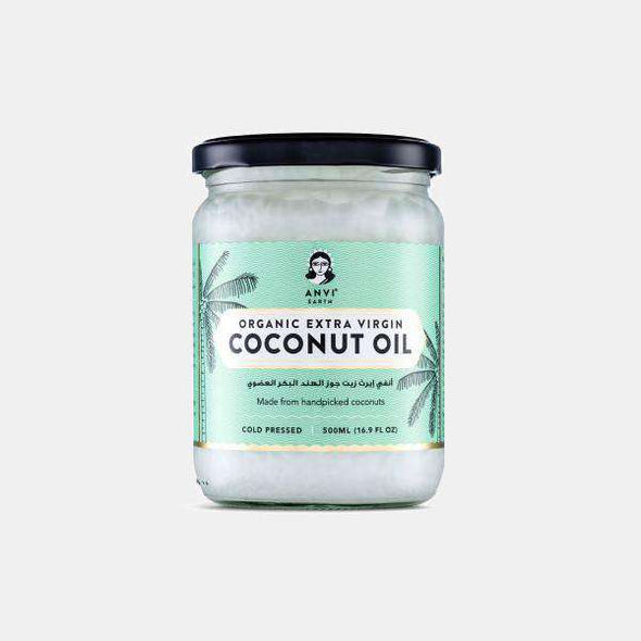 Anvi Earth Organic Extra Virgin Coconut Oil