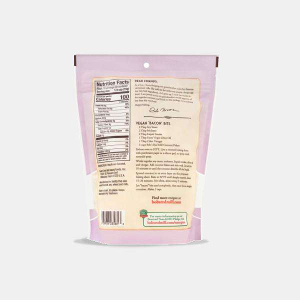 Bob's Red Mill Organic Coconut Flakes