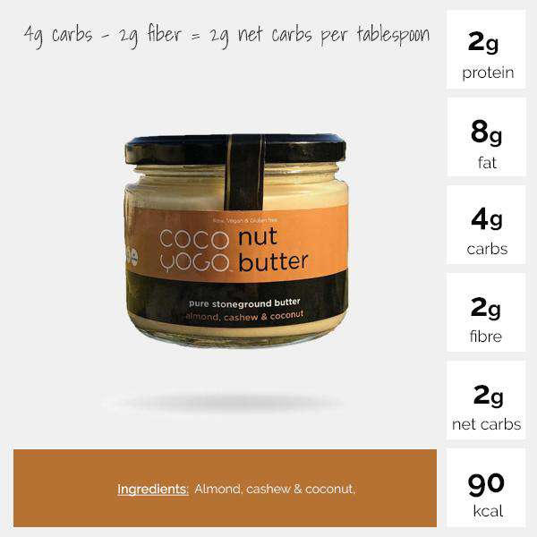 Coco Yogo - Coconut and Nut Butters