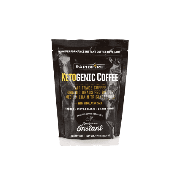 Rapid Fire  Ketogenic Coffee