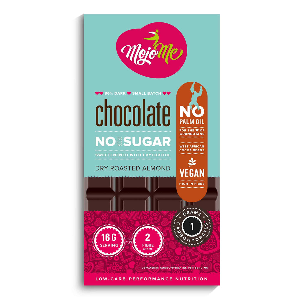 MojoMe Sugar-Free Chocolate