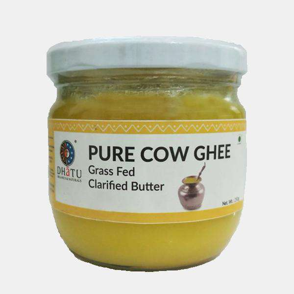 Dhatu Grass Fed Ghee