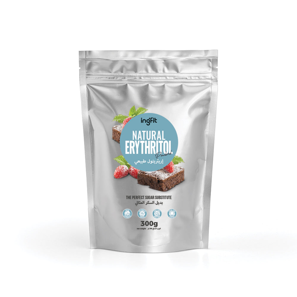 ingfit Erythritol | Powdered