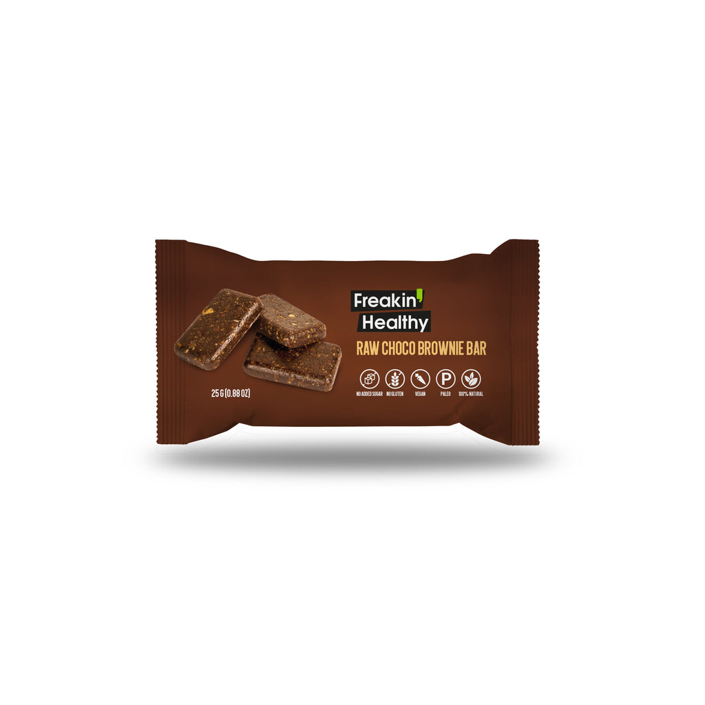 Freakin' Healthy Snack Bars