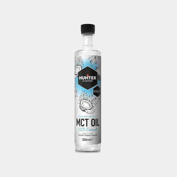 Hunter & Gather's Premium MCT Oil