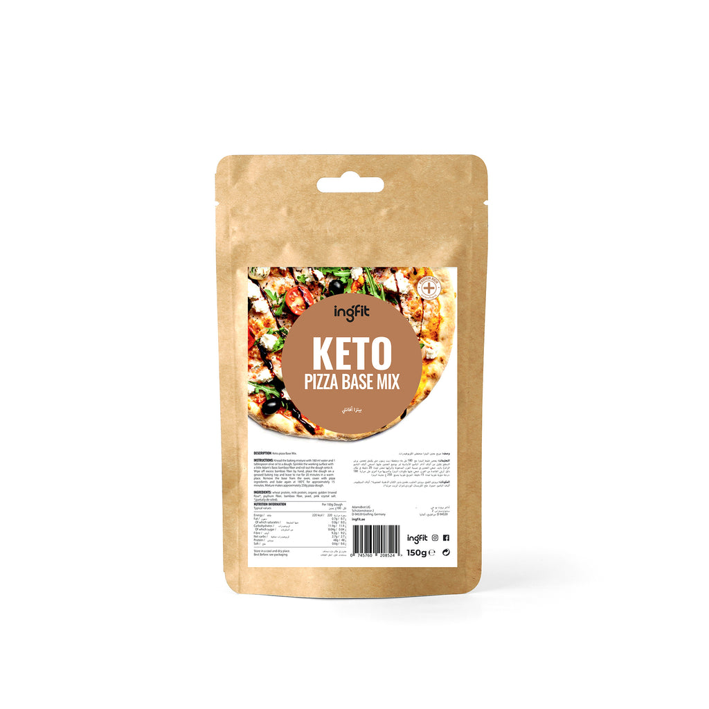 Keto Pizza Base Mixes