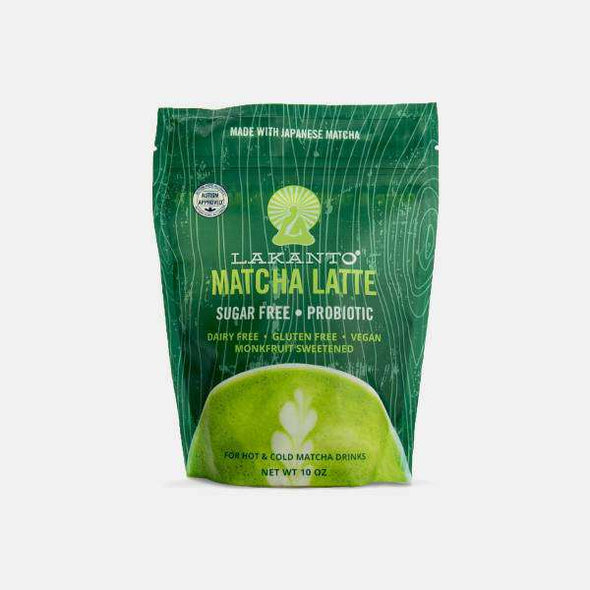 Matcha Latte Drink