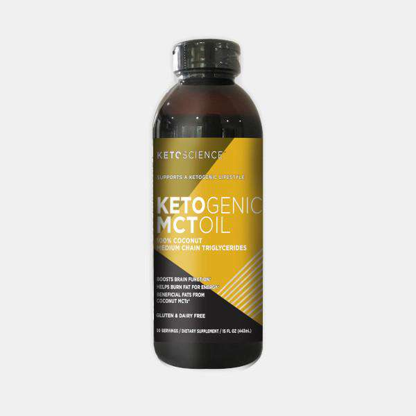 Keto Science Ketogenic MCT Oil