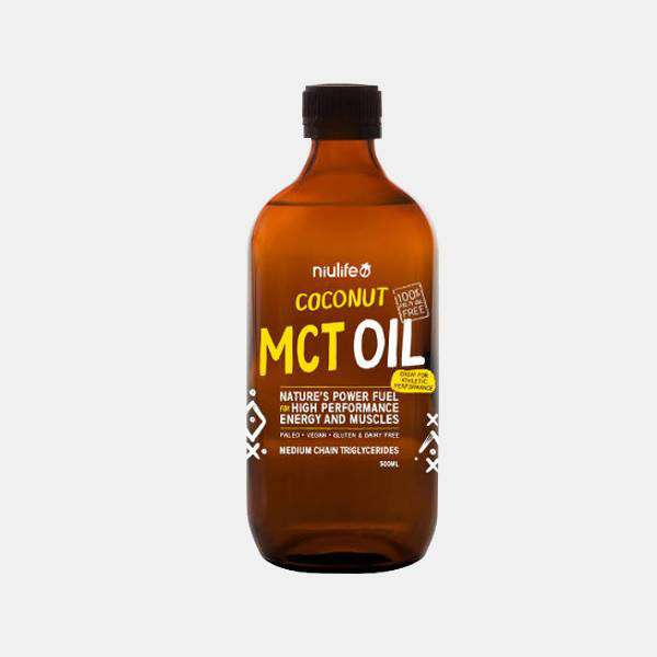 Niulife Coconut MCT Oil (500ml)