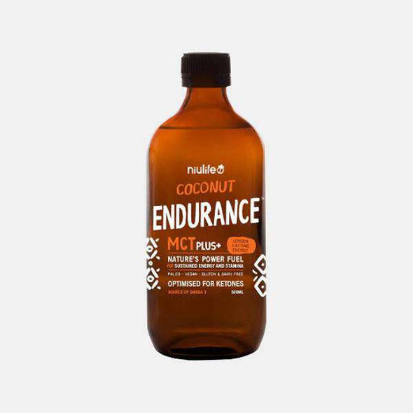 NiuLife Coconut Endurance MCT Plus+ (500ml)