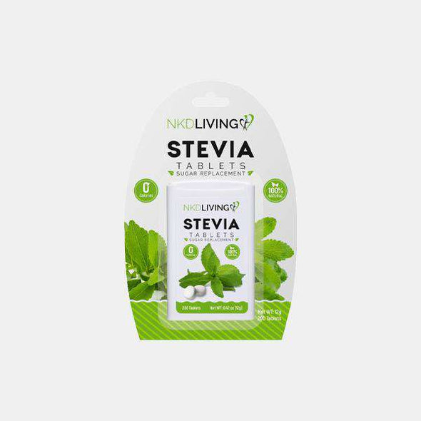 NKD Living Stevia Tablets