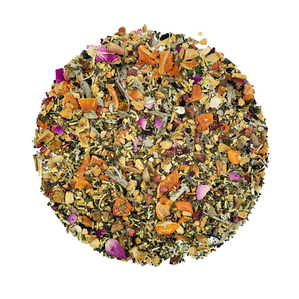 Organic Glow - Herbal Tea Blend (100G)