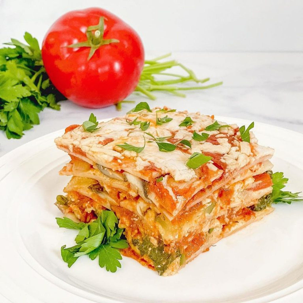 Palmini Lasagna | A Tasty Low Carb Pasta