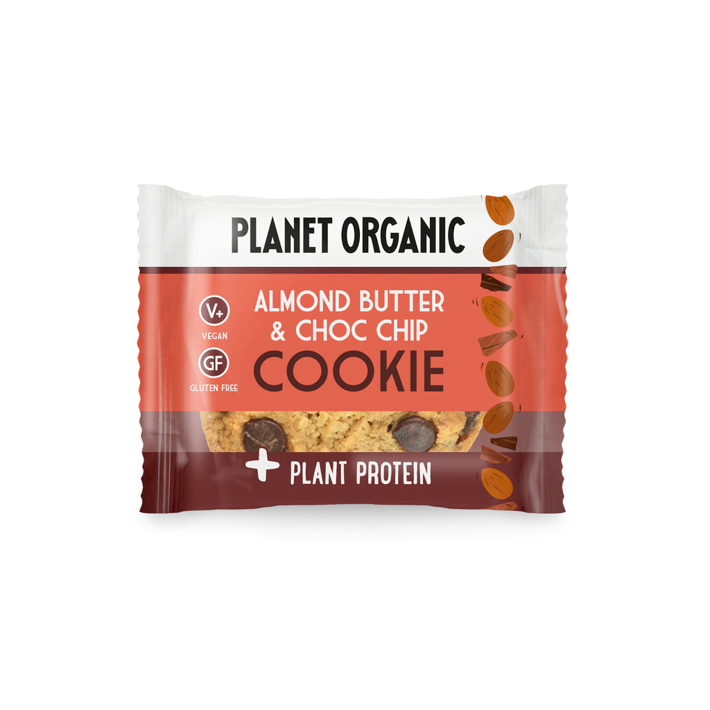 Planet Organic Protein Cookies