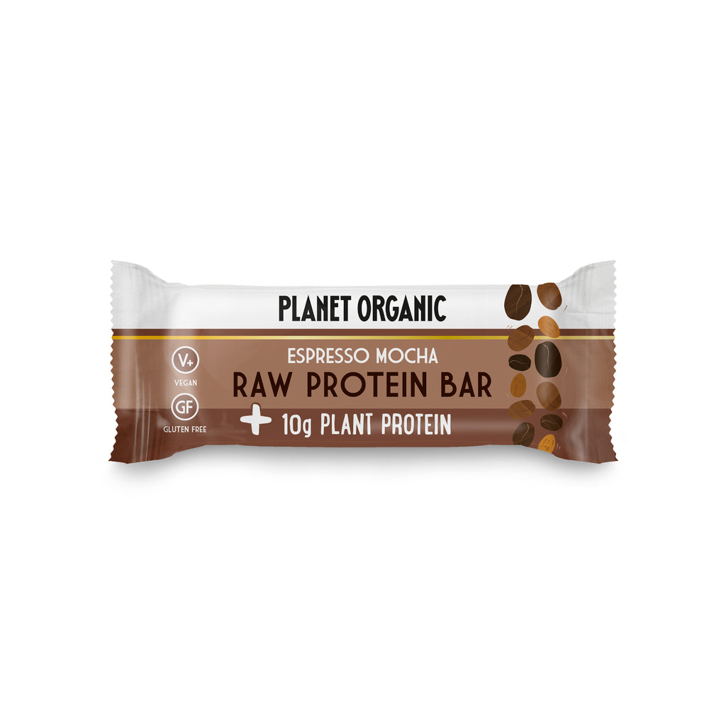 Planet Organic Raw Protein Bars