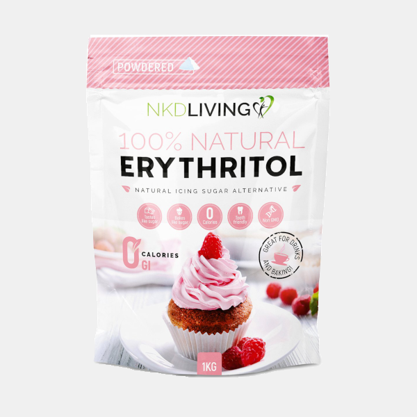 NKD Living Powdered Erythritol