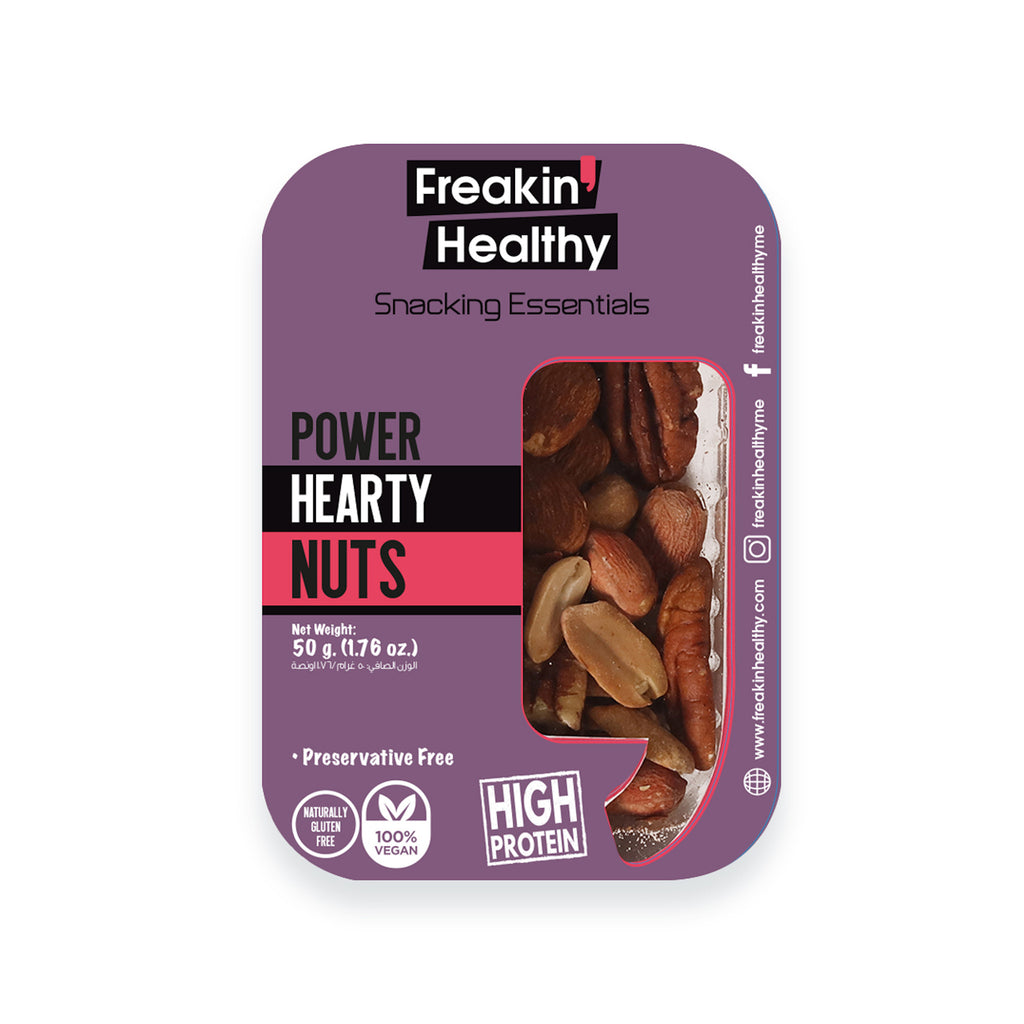 Freakin' Healthy Mix Nuts