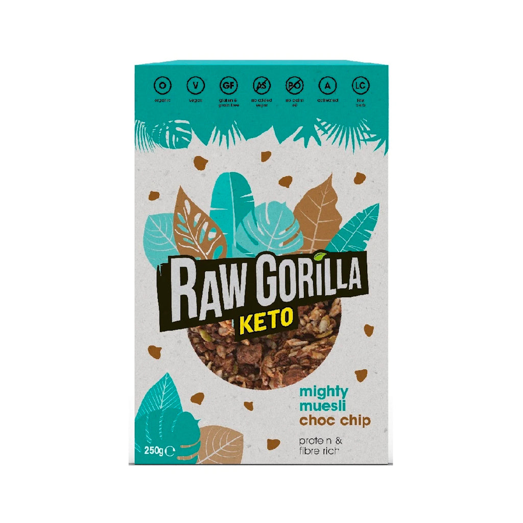 Raw Gorilla Keto Breakfast Cereals