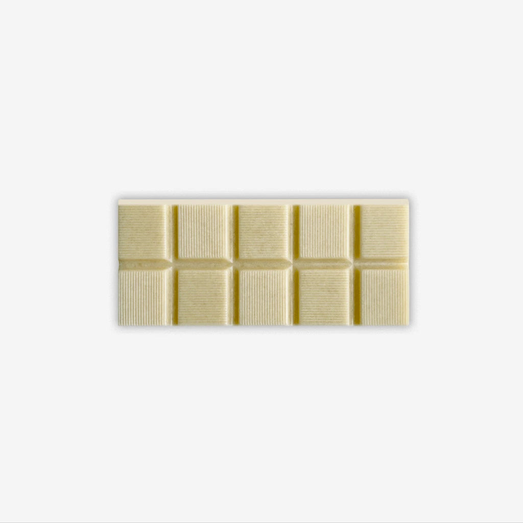 White Chocolate Bar | Vanilla Flavour