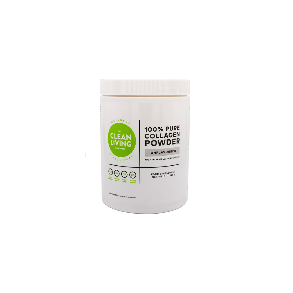 100% Pure Collagen Powder