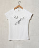 T-shirt Donna Cotone ATHLETICS